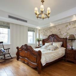 浪漫美式卧室装修图