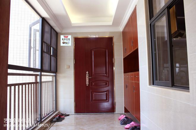 惠州摩卡小镇现代舒适新中式_2571