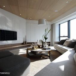 现代风格精致客厅设计