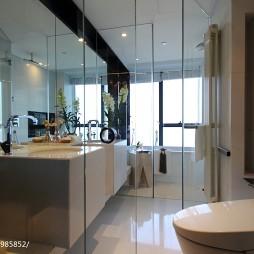 简约现代风卫浴设计
