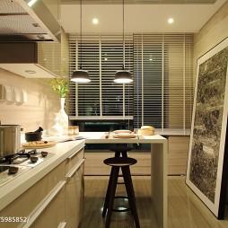 新中式风格厨房装修