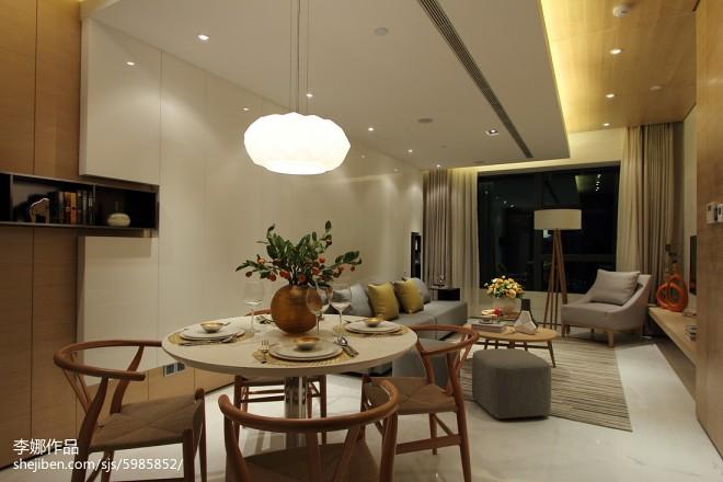 含怡而乐 二居室设计_2572503