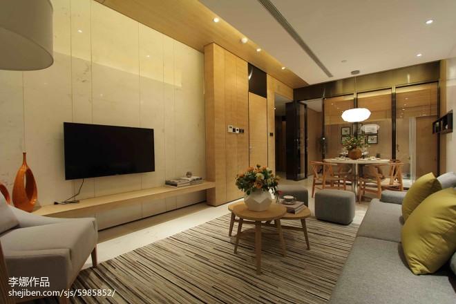 含怡而乐 二居室设计_2572504