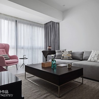 塔然塔设计作品-静安寺公寓_2573171