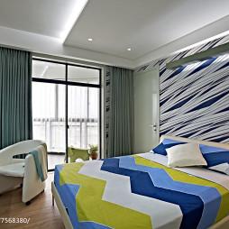 创意现代风格卧室设计