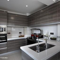家装中式风格厨房设计