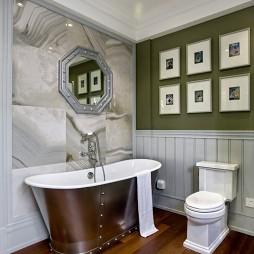 地中海风格别墅卫浴设计