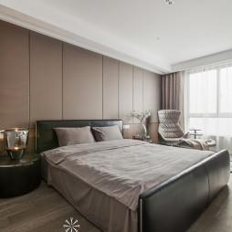 朴素现代风格卧室装修