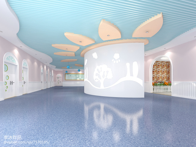 幼儿园设计方案_2574576