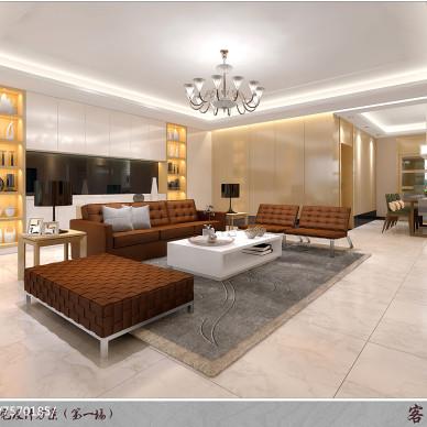 现代大户型住宅设计_2574595