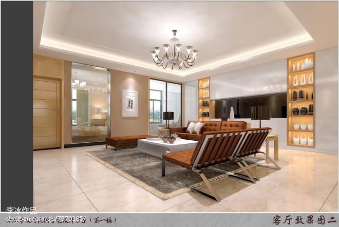 现代大户型住宅设计_2574596