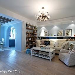 混搭风格家居客厅设计