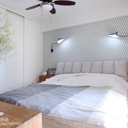 北欧风格小户型卧室装修