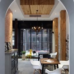 咖啡馆休闲区设计