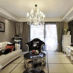 家居欧式风格客厅装修