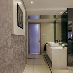 欧式风格卫浴设计案例