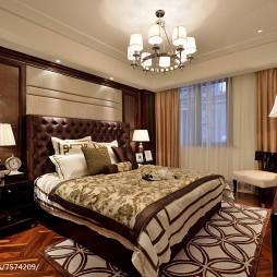 中式风格精美卧室布置