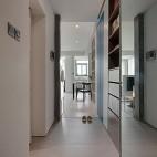 家居现代风格小户型过道设计