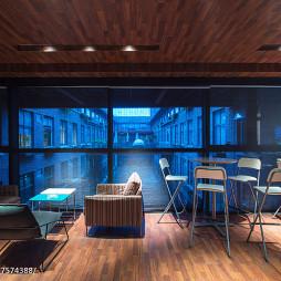 杜亚智能行政中心休闲区设计