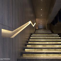 销售会所楼梯设计