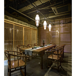 潘高峰设计作品-居善地茶叙_2578823