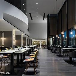 富邦精品酒店餐厅设计
