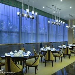 达蓬山度假酒店餐厅设计