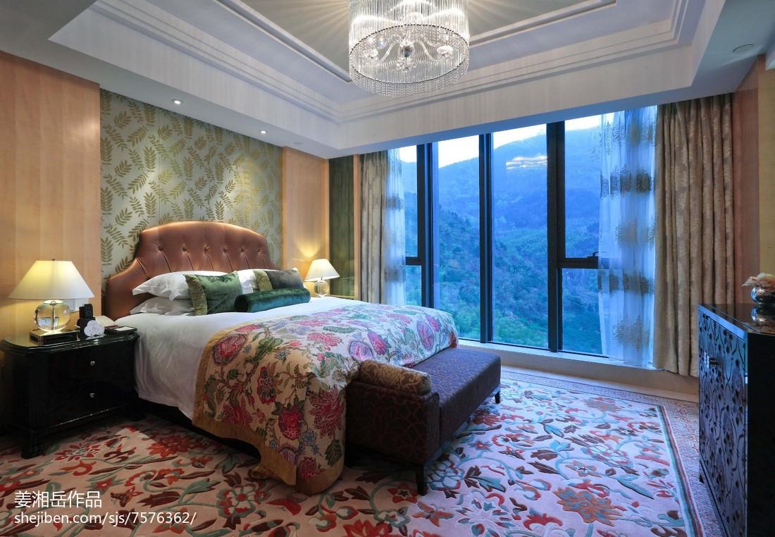 达蓬山度假酒店卧室设计
