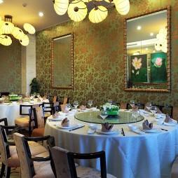达蓬山度假酒店中餐厅设计