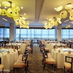 达蓬山度假酒店中餐厅设计案例