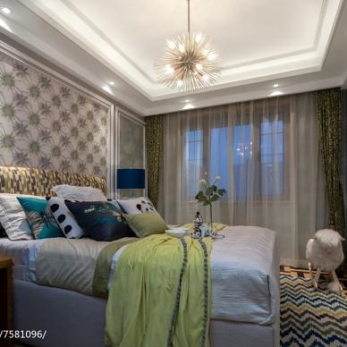 精美现代风格卧室设计案例