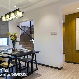 家装中式风格餐厅装修