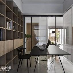 简约格调书房设计案例