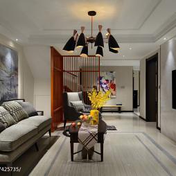 创意混搭风格客厅设计案例