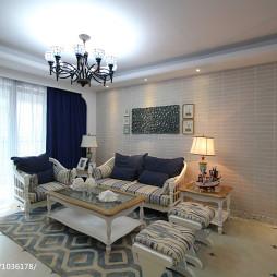 地中海风格家居客厅设计