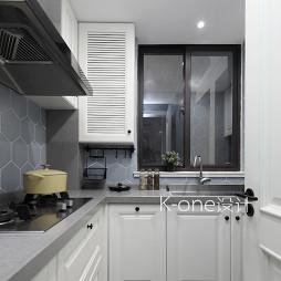 日光美式风格厨房设计
