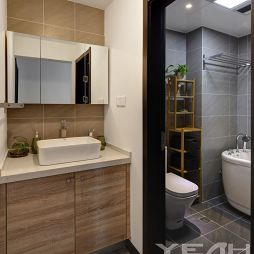 家居北欧风格卫浴设计