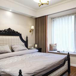 简约美式卧室设计大全
