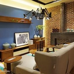 家具工厂展厅客厅设计