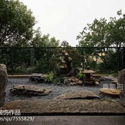 欧式风格花园设计案例