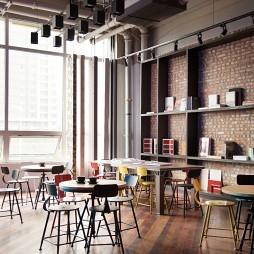 混搭风格咖啡厅设计