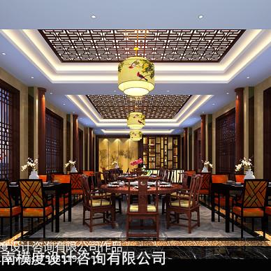 唐人街·唐兴客馆装饰工程效果图_2585648