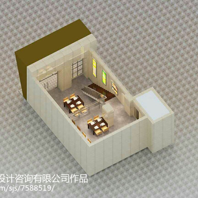 牛杂小吃连锁餐饮设计_2585675