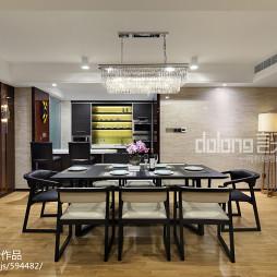 家装现代风格餐厅案例