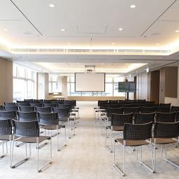 香港登台酒店会议室装修