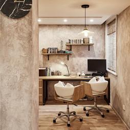 LOFT风格家居书房设计