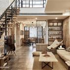 LOFT风格客厅设计大全