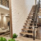 LOFT风格楼梯装修图欣赏