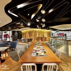 商场咖啡厅装修案例
