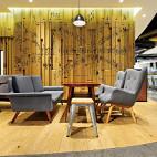 商场咖啡厅创意装修